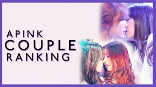 APINK (에이핑크) Couple Ranking