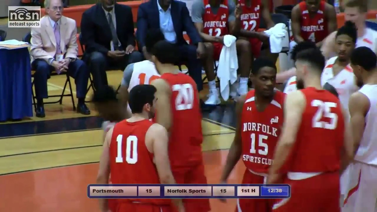 Portsmouth Invitational Tournament 2018 Portsmouth Partnership vs