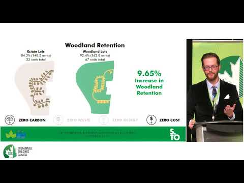 """2017 Green Building Festival: Donald Peckover, SUSTAINABLE.TO """"Urban Form"""" Plenary"""