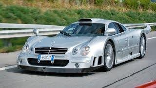 Picking Up A Mercedes CLK-GTR thumbnail