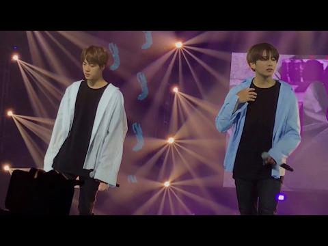 BTS WINGS TOUR IN MANILA 050617 - 2! 3! '둘! 셋!'