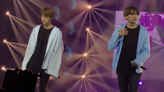Video BTS WINGS TOUR IN MANILA 050617 - 2! 3! '둘! 셋!' download MP3, 3GP, MP4, WEBM, AVI, FLV Mei 2018