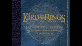 The Lord of the Rings: The Two Towers Soundtrack - 11. The Leave Taking