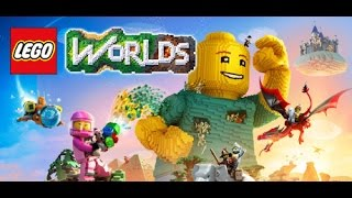 Lets Play - Lego World Episode 1