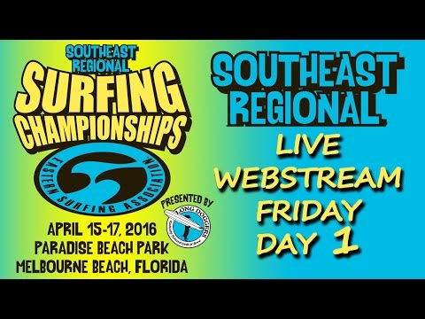 South East Regional Friday April 15, 2016 - Day 1