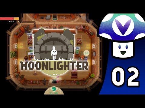 [Vinesauce] Vinny - Moonlighter (part 2) + Art!