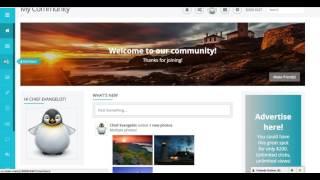 SocialEngine PHP 4.9 Tour