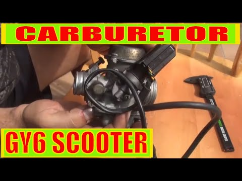Scooter/ motorcycle/ Atv / Moped gy6 150cc  carburetor Overview