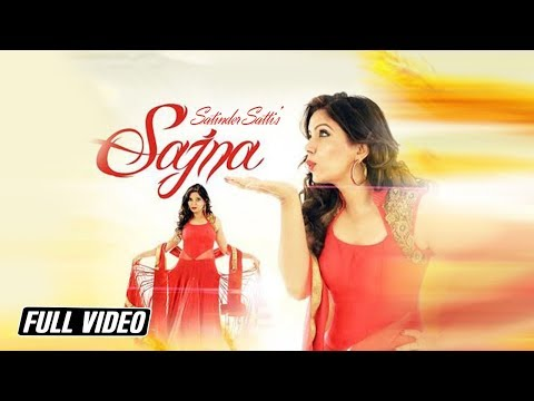 Sajna | Satinder Satti | Angel Records | Full HD...