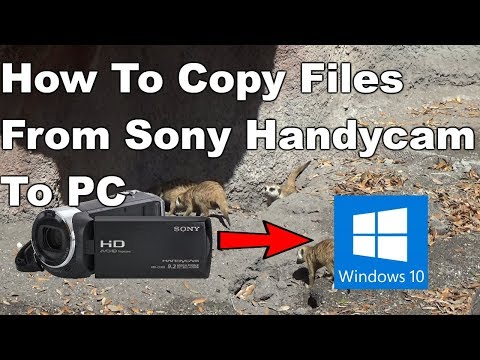 how-to-copy-videos-from-sony-handycam-to-computer