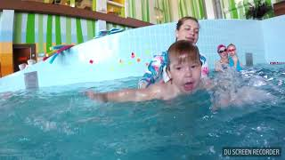 Занятия грудничкового и раннего плавания в бассейне. Обучение и развитие детей!