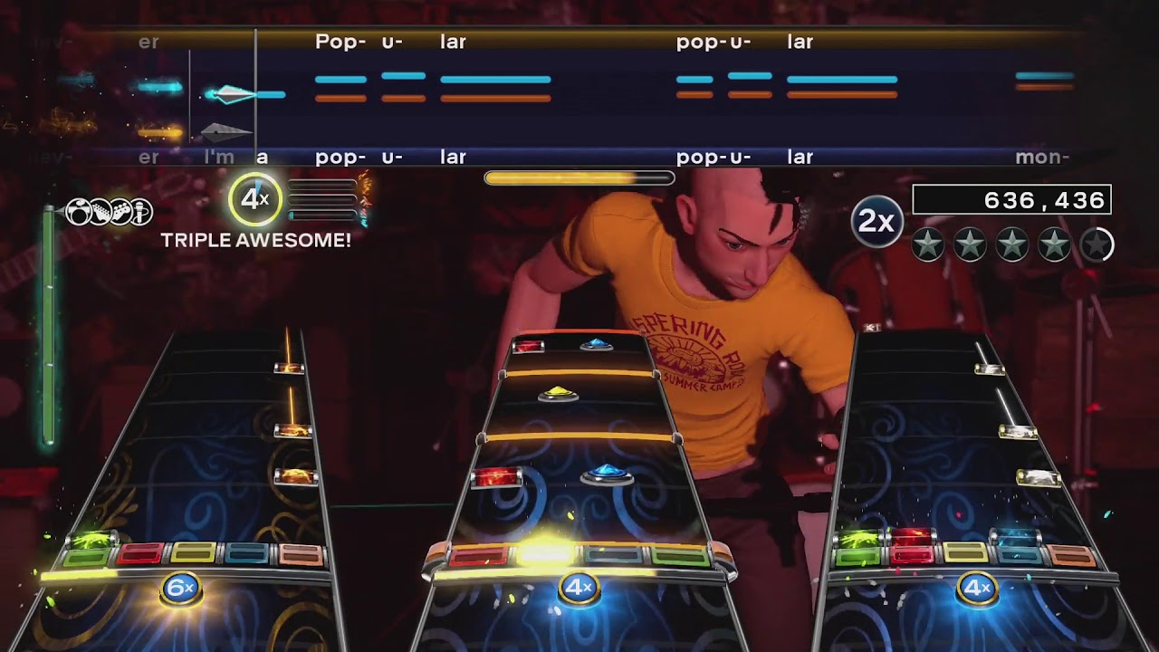 New Rock Band DLC! Converge and Falling In Reverse