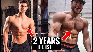 How To Build a BIGGER CHEST doing CROSSFIT (2 Years Later)