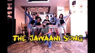 The Jawaani Song | Student Of The Year 2 | Dance Choreography | Atamjeet institute of Dance & Arts