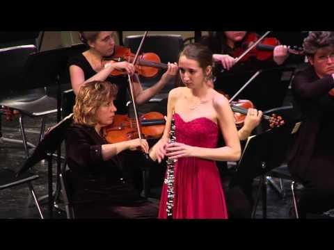 Paige Werner, Oboe Soloist: Oboe Concerto in C minor, Alessandro Marcello