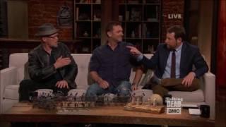 Talking Dead - Michael Rooker on Merle