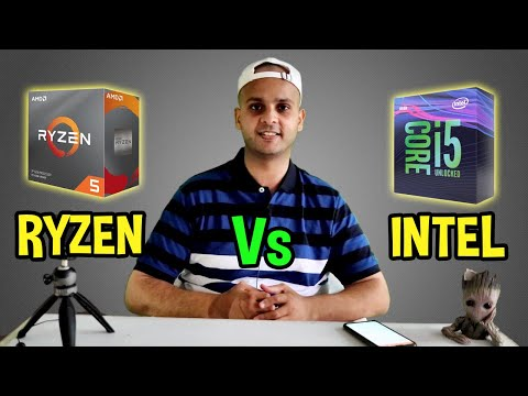AMD Vs Intel - Why Amd Ryzen Cpus Taken Over Intel? Which One Is Better For You And Why? | Explained