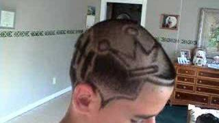 vick the barber aka fancy hair designs
