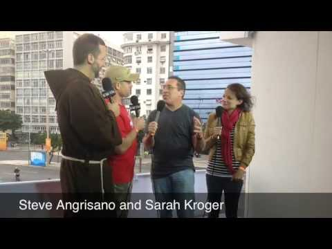 WYD Rio - Day 4 - Behind The Scenes At Life On The Rock