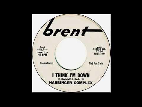 Harbinger Complex - I Think I'm Down .(1966).(lyrics).