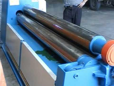 LEMAS - Hydraulic Initial Pinch Roll introduction