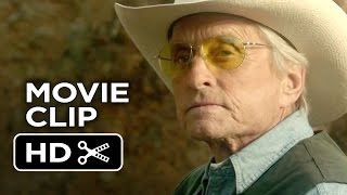 Beyond the Reach Movie CLIP - You Like Those Odds (2015) - Michael Douglas Thriller HD