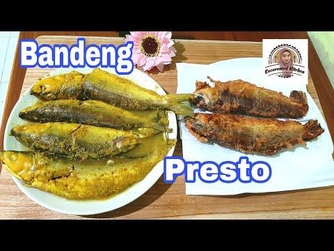 RESEP BANDENG PRESTO TULANG LUNAK    TULANG NYA EMPUK BISA DI MAKAN. (part 1) from YouTube · Duration:  15 minutes 12 seconds