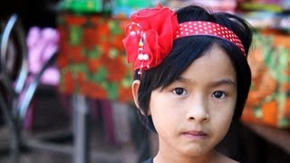 Pat Metheny - Above the Treetops -CHILDREN OF MYANMAR - Lucia Simas