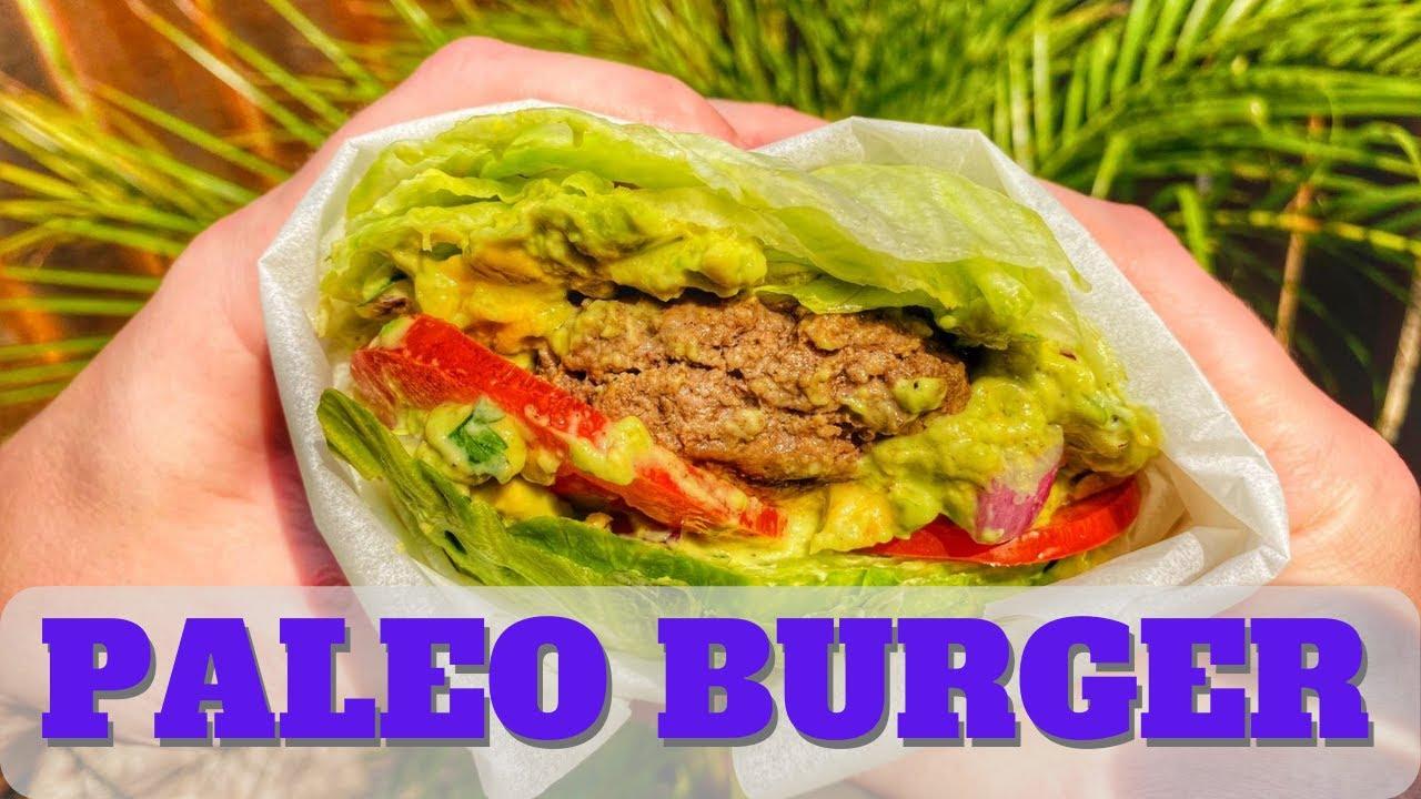 Paleo Burger Recipe 🍔
