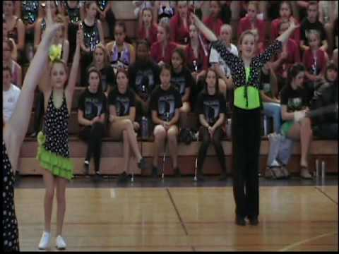 Freetown lakeville Majorettes 2010