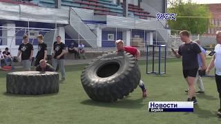 В Бердске прошел фестиваль силовых видов спорта