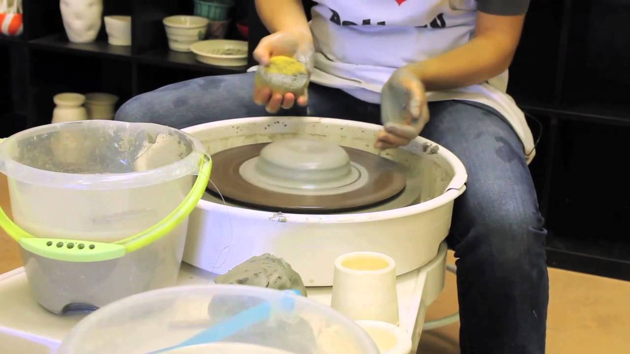 Adult Throwing Pottery Class Ceramics Workshop Youtube