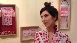 Talitha Rossi: uma sensual arte do bordado