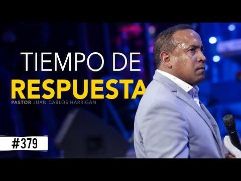 TIEMPO DE RESPUESTA- Pastor Juan Carlos Harrigan