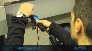 видео Измерители параметров УЗО