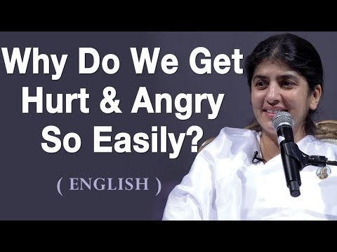 Why Do We Get Hurt & Angry So Easily?: BK Shivani At Hobart, Australia (English)