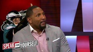 Ray Lewis on Wentz, Goff, Prescott and Manning going into Week 14 | SPEAK FOR YOURSELF