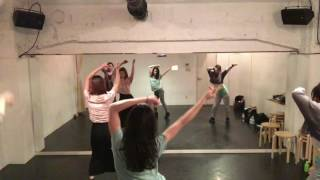 ダンススクールカーネリアンのレッスン動画です。 90分目的別レッスン - セクシーボディメイククラス 2017/3/19 セクシーボディメイククラスのレ...