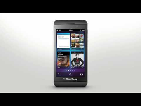 Update Your Smartphone Software: BlackBerry Z10 - Official