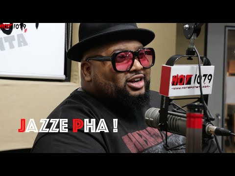 Jazze Pha Talks Meeting Pimp C, Discovering Ciara, Jeezy, Quiet Storm Vodka