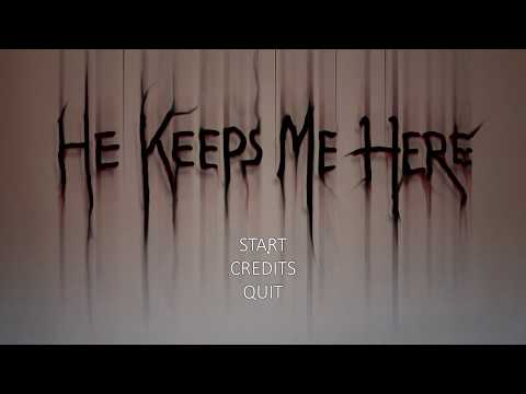 He Keeps Me Here - Short & Surreal Horror Game with a Lot to Reflect On