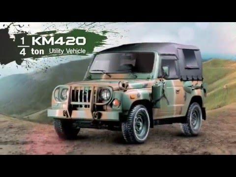 Vehiculos militares KIA, 2010 - Spanish