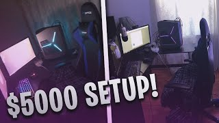 200K Special | 15 year olds ($5000 Gaming Setup)