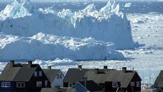 Timelapse samples from Ilulissat, Greenland with background music 2016