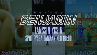 Benjamin - Tanssin yksin - Teaser