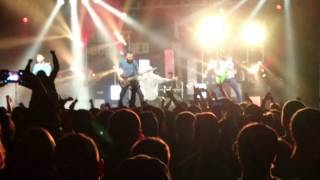 August Burns Red - Truth of a Liar - Live Intro @ The Rave
