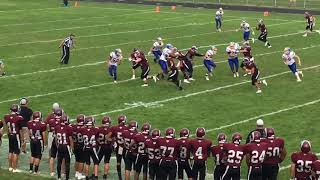 South River QB eludes eight tacklers on TD run