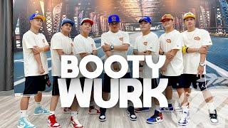 Download lagu BOOTY WURK (Tiktok Hit) by T-Pain ft Joey Galaxy   Zumba   Hiphop   TML Crew Raja Leoncito