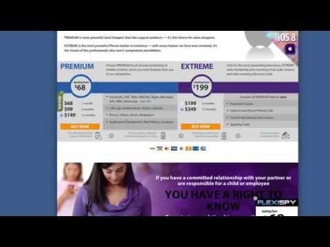 FlexiSpy Reviews + Demo - Watch this before you buy Flexispy from YouTube · Duration:  7 minutes 30 seconds