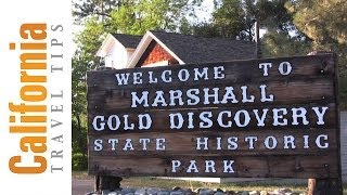 Gold Country - Marshall Gold Discovery State Park - El Dorado County